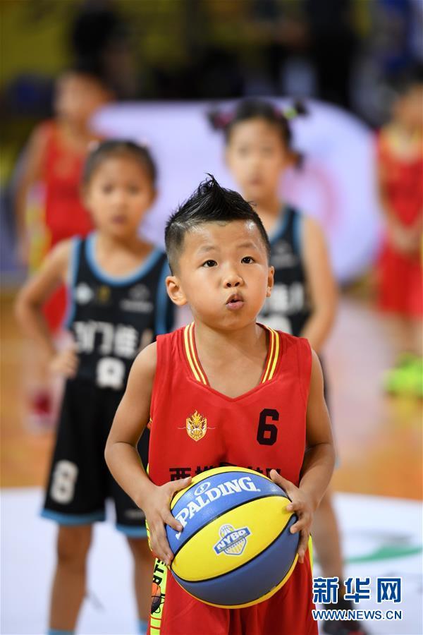 NYBO青少年篮球公开赛全国总决赛落幕