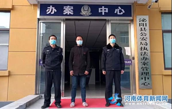 """泌阳县:有人酒后""""大闹""""县人民医院,花园派出所迅速出警"""