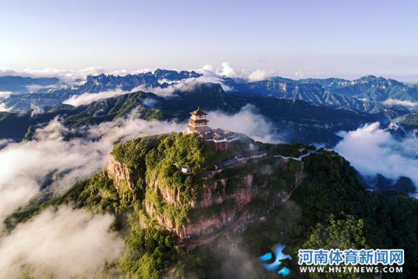 首届穿越壮美太行国际徒步大会将于十月下旬在济源举办