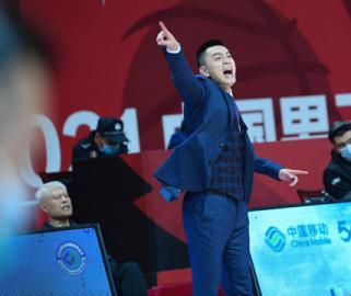 CBA第二阶段:辽宁本钢胜时代中国广州