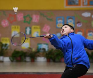 """重庆忠县:""""阳光体育""""促学生健康成长"""