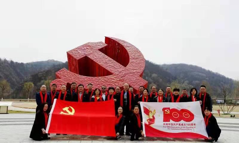 中国人寿南阳分公司 学党史汲取力量 砥砺前行担使命