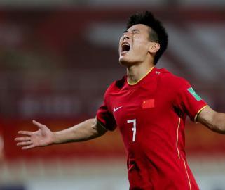 世预赛40强赛:中国队胜叙利亚队晋级12强赛