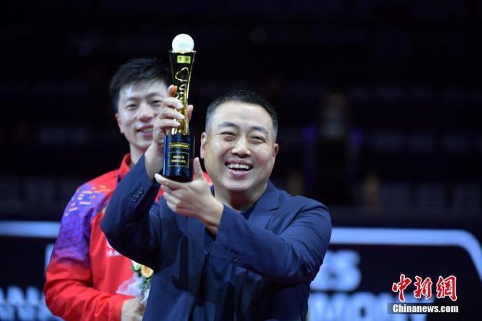 刘国梁被提名国际乒联执行副主席